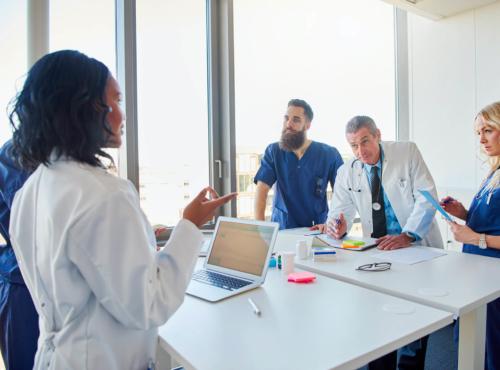 Intensivkurs für medizinische Berufe OPTIMAL